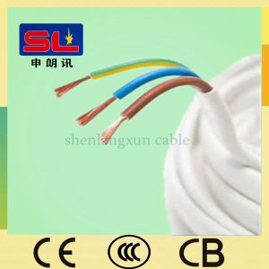 AS/NZS 6mm 2c+E Flat Electrical Cable