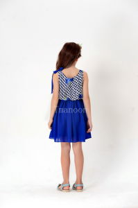 Gorgeous Girls′ Dresses and Party Wear Clothes Mf16260