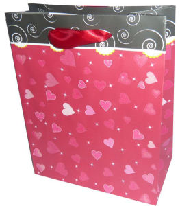 High Quality Fashional Discount Paper Bag (YY--B0319) pictures & photos