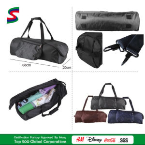 High Quality Polyester Sport Yoga Tote Shopping Bag