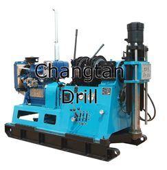 Dam Gallery Drilling Machine (GY300)