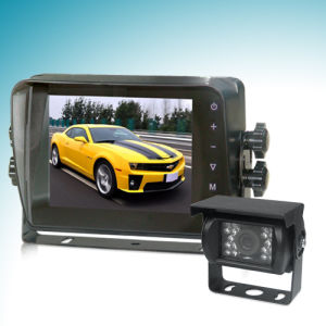 Car Backup Camera System with Digital Car Monitor (M0-119D, CW-073)