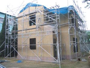 Mobile House Construction