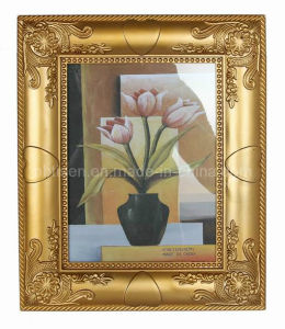 New Plastic Picture/Photo Frame (8A)