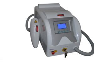 Q Switched YAG Laser Tattoo Removal Equipment for Blood Vessel Lesions pictures & photos