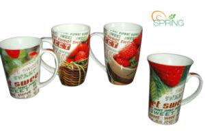 Porcelain High White Coffee Mug (SPMUG042)