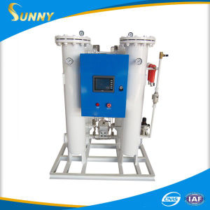 New Condition and Nitrogen Usage High Purity Nitrogen Generator with Purity 99.9995% pictures & photos