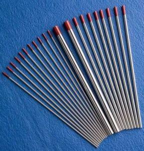 Tungsten Electrodes (WC20) /Tungsten Bar/ Tungsten Rods pictures & photos