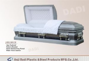 American Style Metal Coffin (16019019) pictures & photos