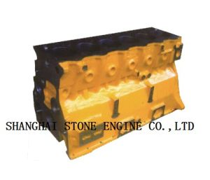 Komatsu 6d95 Cylinder Block pictures & photos