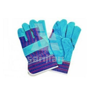 Patch Palm Mechanical Safety Work Gloves pictures & photos