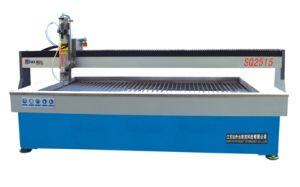 Bridge Waterjet Cutting Machine (SQ3020) pictures & photos