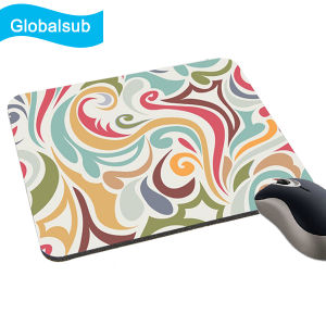 Sublimation Fabric Computer Mouse Pad Template for Photo Printing pictures & photos
