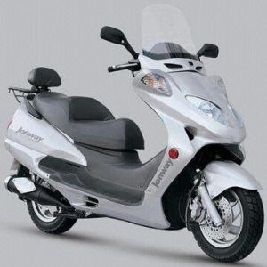 150cc/250cc Scooter with Classic Design (YY250T-2)