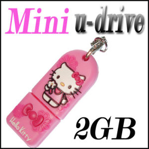 Hello Kitty Mini U-Drive