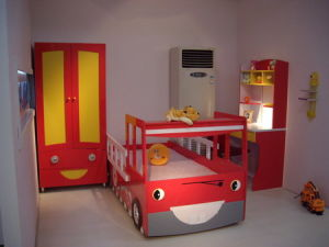 Children & Baby Furniture-Pumper Bed (138SUITE)
