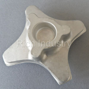 Aluminum Machining Forging Part/Aluminium Forging pictures & photos