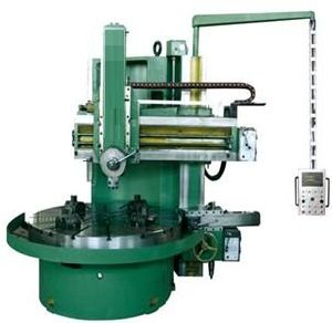 Heavy Duty Vertical Lathe Machine with Single Column (C5125) pictures & photos