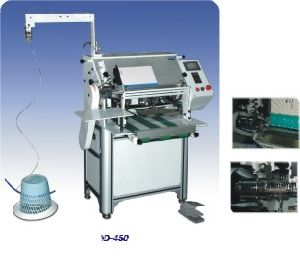 Automatic Coil Forming & Binding Machine (YD-450) pictures & photos