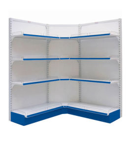 Single Side of Corner Shelf (JT-A11)