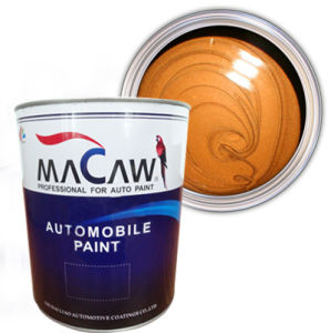 1k Silver Color and Pearl Color Automotive Paints with SGS Certificated