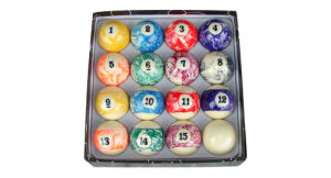 Marble Pool Ball (B010)