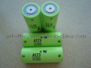A123 LiFePO4 Batteries ANR26650MIA