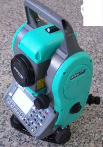 Total Station Nikon Nivo 2. M Total Station pictures & photos