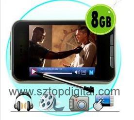 New 8GB Digital MP4 Player (PMP118)