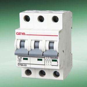 Gym4-63 Mini Circuit Breaker (L7 old type 3P)
