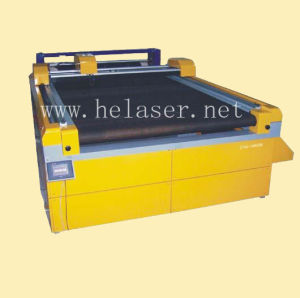 Wide Breadth Textile, Cloth, Leather Laser Cutting Machine (ZTCC-160230)