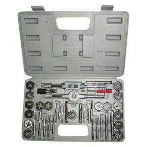 Metric Tap and Die Set, Alloy Steel (CIMG0672)