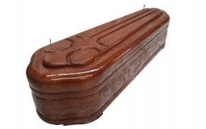 Funeral Coffin/European-Style Wooden Coffin&Casket (A008) pictures & photos