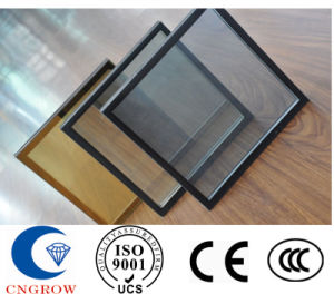 3-19mm Colored Laminated Glass for Windows/Doors/Building with CCC/SGS/ISO