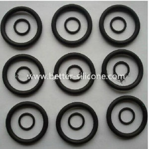 China Custom Molded Silicone Rubber Gasket pictures & photos