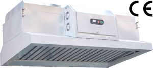 Kitchen Ventilation Hood with Electrostatic Air Cleaner (BS-266E3)