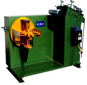 Uncoiler Machine and Straightener Machine (GO-300)
