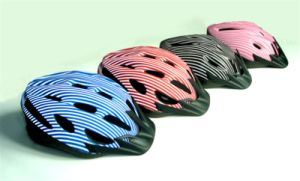 Reflective Bicycle Helmets with CE En13356 pictures & photos