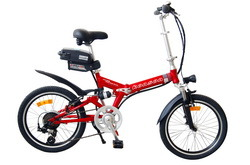 Folding Electric Bike (TDN-009Z)