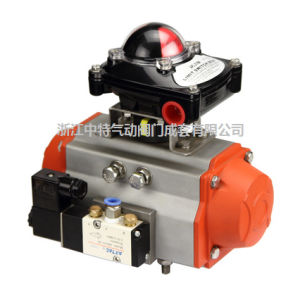 Air Cylinder with Explosion-Proof Accessories (QW)