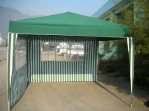 Pop-up Gazebo With Two Sidewall (OCT-FG005+2S) pictures & photos