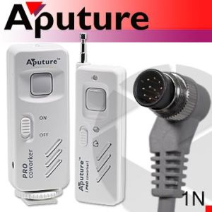 Aputure PRO Coworker Wireless Hot Shoe Trigger 3c