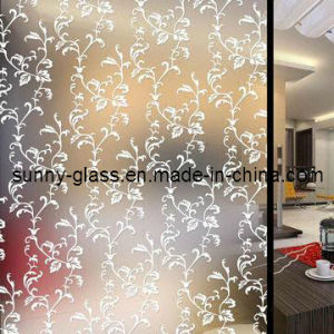 High Quality Pattern Glass for Sunny Glass pictures & photos