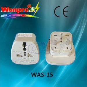 Universal Travel Adaptor WA-15 (Socket, Plug) pictures & photos