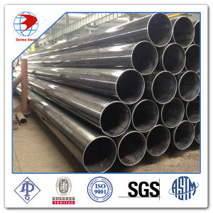 API 5L X60 Psl1 ASME B36.10 Beveled Ends ERW Pipe pictures & photos