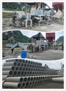 Culvert Pipe Making Machine/ Concrete Pipe Machine/Pipe Bender pictures & photos