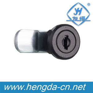 Yh9729 Black Industrial Zinc Alloy Cam Lock pictures & photos