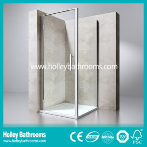 Stainless Steel Hardware Aluminum Waterproof Bar Shower Cubicle (SE616C)