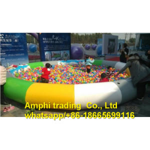 Kids Inflatable Ball Pit, Rectangular Pool, Inflatable Pool Square