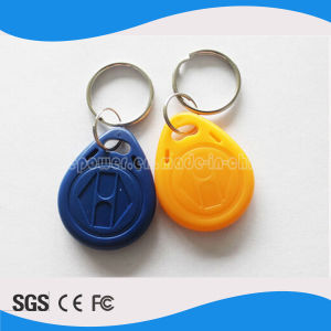 Security Product Access Control Card 13.56MHz RFID Key Tag pictures & photos